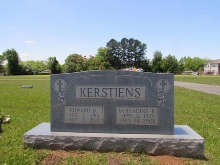 KERSTIENS, EDWARD B. - Lawrence County, Tennessee | EDWARD B. KERSTIENS - Tennessee Gravestone Photos
