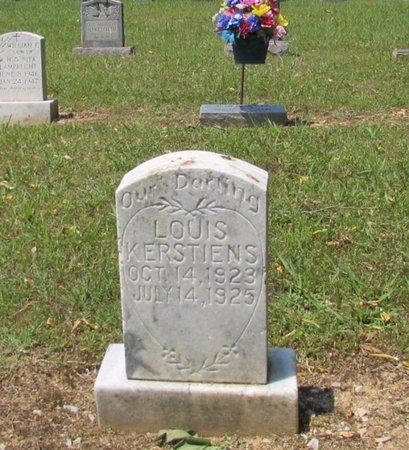 KERSTIENS, LOUIS - Lawrence County, Tennessee | LOUIS KERSTIENS - Tennessee Gravestone Photos