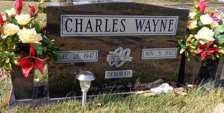 LONG, CHARLES WAYNE - Lawrence County, Tennessee | CHARLES WAYNE LONG - Tennessee Gravestone Photos