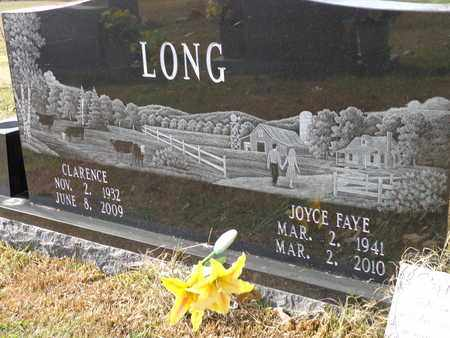 LONG, CLARENCE - Lawrence County, Tennessee | CLARENCE LONG - Tennessee Gravestone Photos