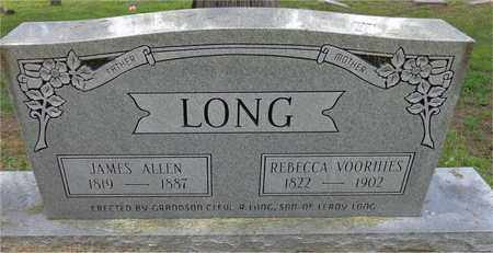 LONG, REBECCA - Lawrence County, Tennessee   REBECCA LONG - Tennessee Gravestone Photos
