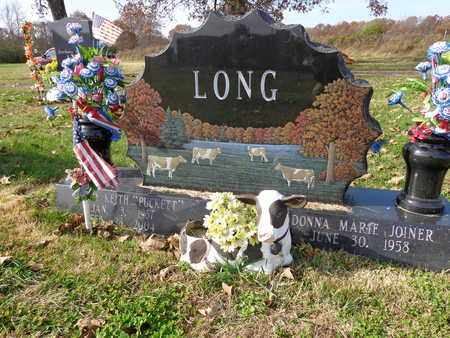 """LONG, LARRY KEITH """"PUCKETT"""" - Lawrence County, Tennessee   LARRY KEITH """"PUCKETT"""" LONG - Tennessee Gravestone Photos"""