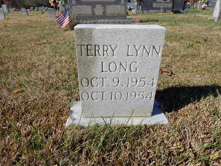 LONG, TERRY LYNN - Lawrence County, Tennessee | TERRY LYNN LONG - Tennessee Gravestone Photos