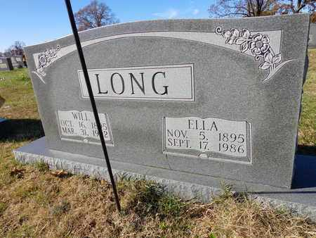 LONG, WILL - Lawrence County, Tennessee   WILL LONG - Tennessee Gravestone Photos