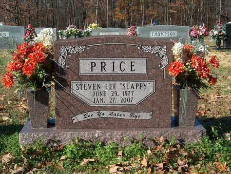 "PRICE, STEVEN LEE ""SLAPPY"" - Lawrence County, Tennessee | STEVEN LEE ""SLAPPY"" PRICE - Tennessee Gravestone Photos"