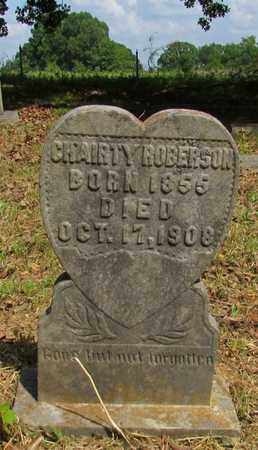 ROBERSON, CHAIRTY - Lawrence County, Tennessee | CHAIRTY ROBERSON - Tennessee Gravestone Photos