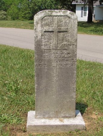 SCHWERMAN, HEINRICH - Lawrence County, Tennessee | HEINRICH SCHWERMAN - Tennessee Gravestone Photos