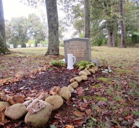 CASTEEL SINGLETON, CAROL - Lawrence County, Tennessee   CAROL CASTEEL SINGLETON - Tennessee Gravestone Photos