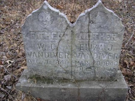 VANDIVER, WILLIAM CLAYTON - Lawrence County, Tennessee | WILLIAM CLAYTON VANDIVER - Tennessee Gravestone Photos