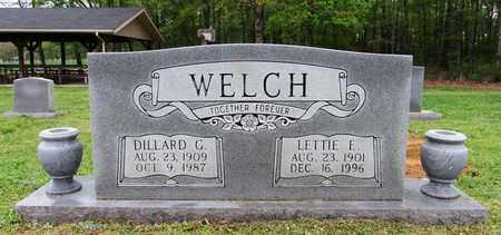 WELCH, DILLARD G. - Lawrence County, Tennessee | DILLARD G. WELCH - Tennessee Gravestone Photos