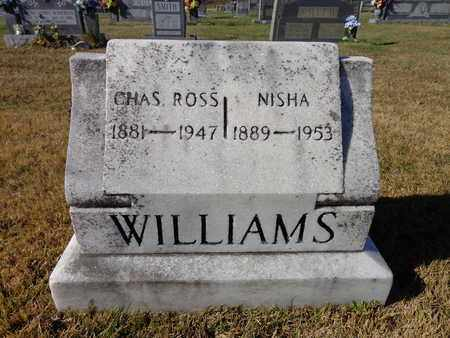 WILLIAMS, CHARLES ROSS - Lawrence County, Tennessee | CHARLES ROSS WILLIAMS - Tennessee Gravestone Photos