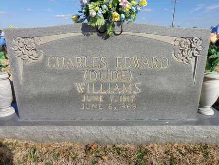 """WILLIAMS, CHARLES EDWARD """"DUDE"""" - Lawrence County, Tennessee 