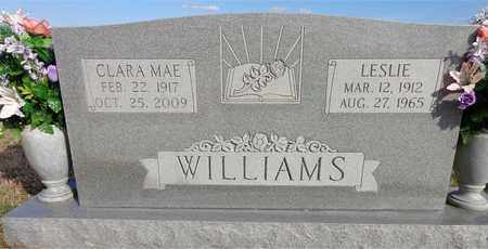 WILLIAMS, CLARA MAE - Lawrence County, Tennessee | CLARA MAE WILLIAMS - Tennessee Gravestone Photos