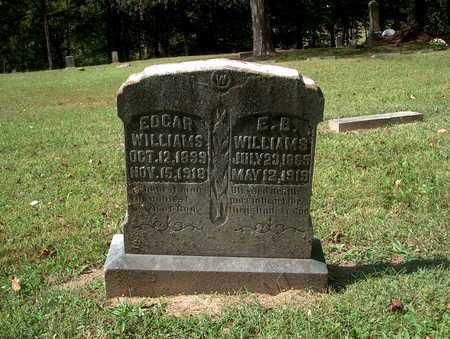 WILLIAMS, E.B. - Lawrence County, Tennessee | E.B. WILLIAMS - Tennessee Gravestone Photos