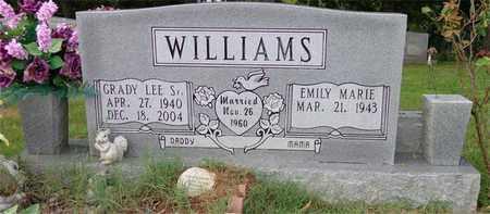 WILLIAMS, GRADY LEE (SR.) - Lawrence County, Tennessee   GRADY LEE (SR.) WILLIAMS - Tennessee Gravestone Photos