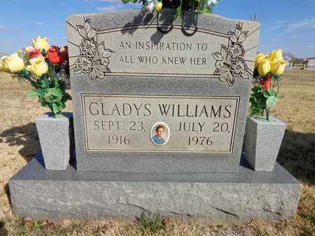 WILLIAMS, GLADYS - Lawrence County, Tennessee | GLADYS WILLIAMS - Tennessee Gravestone Photos