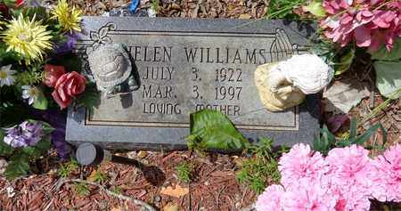 WILLIAMS, HELEN - Lawrence County, Tennessee | HELEN WILLIAMS - Tennessee Gravestone Photos