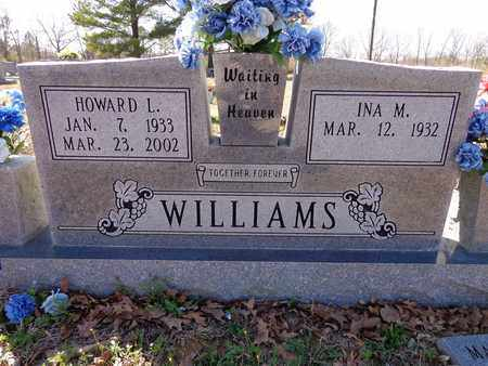 WILLIAMS, HOWARD L. - Lawrence County, Tennessee | HOWARD L. WILLIAMS - Tennessee Gravestone Photos