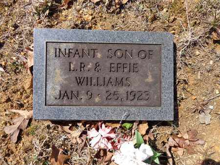 WILLIAMS, INFANT - Lawrence County, Tennessee | INFANT WILLIAMS - Tennessee Gravestone Photos