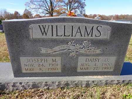 WILLIAMS, JOSEPH M - Lawrence County, Tennessee | JOSEPH M WILLIAMS - Tennessee Gravestone Photos