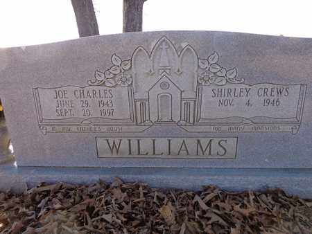WILLIAMS, JOE CHARLES - Lawrence County, Tennessee | JOE CHARLES WILLIAMS - Tennessee Gravestone Photos