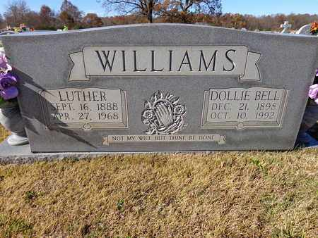 WILLIAMS, LUTHER - Lawrence County, Tennessee | LUTHER WILLIAMS - Tennessee Gravestone Photos