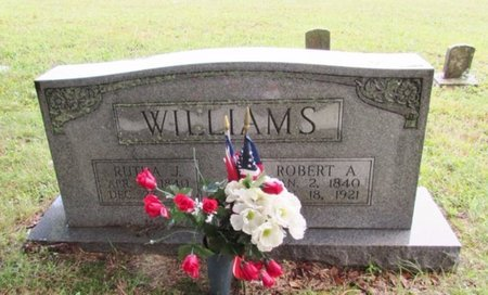 WILLIAMS, RUTHA J. - Lawrence County, Tennessee | RUTHA J. WILLIAMS - Tennessee Gravestone Photos