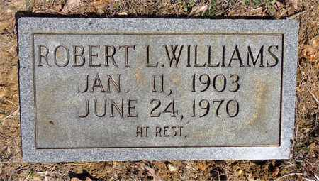 WILLIAMS, ROBERT L. - Lawrence County, Tennessee | ROBERT L. WILLIAMS - Tennessee Gravestone Photos