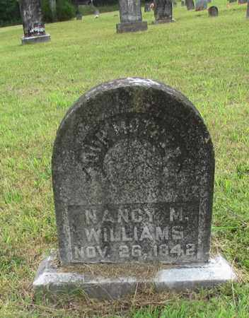 WILLIAMS, NANCY M - Lawrence County, Tennessee | NANCY M WILLIAMS - Tennessee Gravestone Photos