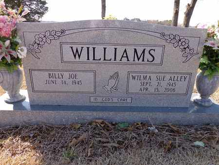 WILLIAMS, WILMA SUE ALLEY - Lawrence County, Tennessee   WILMA SUE ALLEY WILLIAMS - Tennessee Gravestone Photos