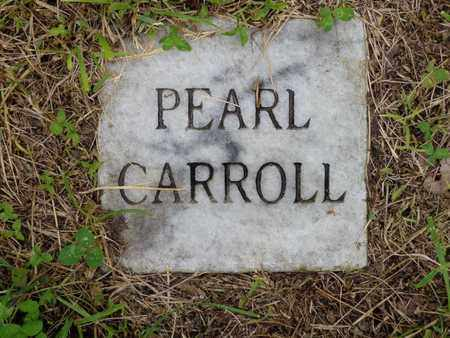 CARROLL, PEARL - Lewis County, Tennessee | PEARL CARROLL - Tennessee Gravestone Photos