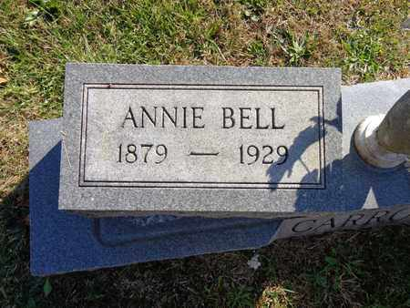 CARROLL, ANNIE BELL - Lewis County, Tennessee | ANNIE BELL CARROLL - Tennessee Gravestone Photos