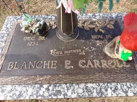 CARROLL, BLANCHE EVELYN - Lewis County, Tennessee | BLANCHE EVELYN CARROLL - Tennessee Gravestone Photos