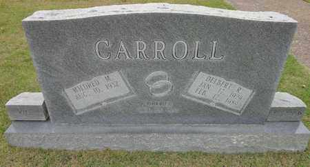 CARROLL, DELBERT R - Lewis County, Tennessee | DELBERT R CARROLL - Tennessee Gravestone Photos