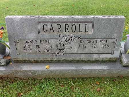 CARROLL, DANNY EARL - Lewis County, Tennessee   DANNY EARL CARROLL - Tennessee Gravestone Photos