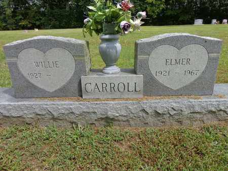 CARROLL, ELMER - Lewis County, Tennessee | ELMER CARROLL - Tennessee Gravestone Photos