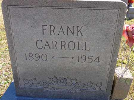 CARROLL, FRANK - Lewis County, Tennessee | FRANK CARROLL - Tennessee Gravestone Photos