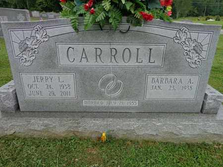 CARROLL, JERRY L - Lewis County, Tennessee | JERRY L CARROLL - Tennessee Gravestone Photos