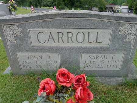CARROLL, JOHN R - Lewis County, Tennessee | JOHN R CARROLL - Tennessee Gravestone Photos