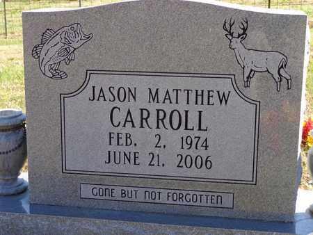 CARROLL, JASON MATTHEW - Lewis County, Tennessee | JASON MATTHEW CARROLL - Tennessee Gravestone Photos