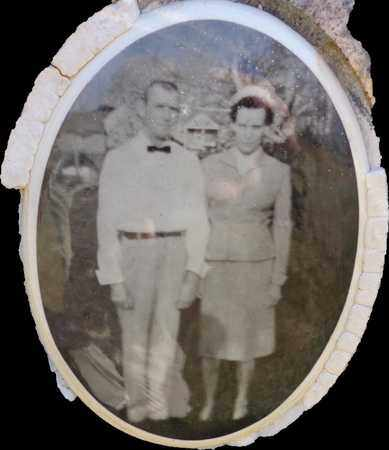 CARROLL, ALINE R (PHOTO) - Lewis County, Tennessee | ALINE R (PHOTO) CARROLL - Tennessee Gravestone Photos