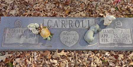 """CARROLL, JAMES """"JC"""" - Lewis County, Tennessee 