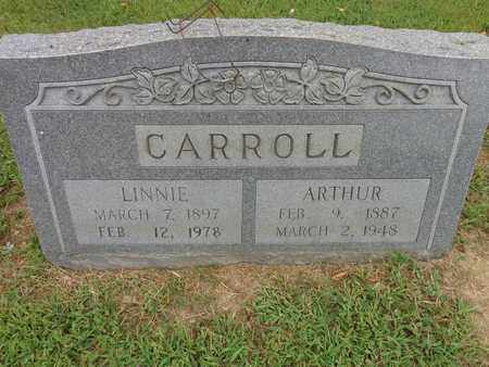 CARROLL, ARTHUR - Lewis County, Tennessee | ARTHUR CARROLL - Tennessee Gravestone Photos
