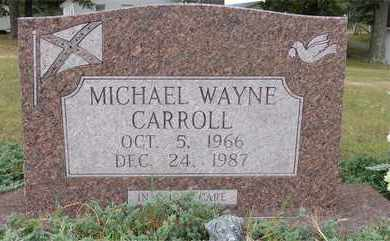 CARROLL, MICHAEL WAYNE - Lewis County, Tennessee | MICHAEL WAYNE CARROLL - Tennessee Gravestone Photos