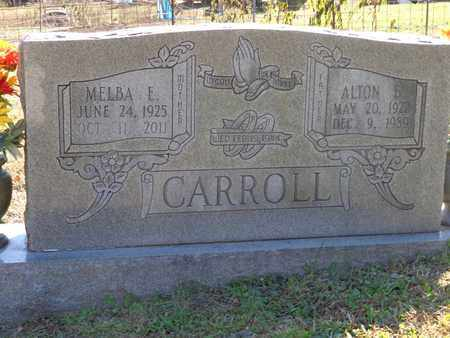 CARROLL, MELBA E - Lewis County, Tennessee | MELBA E CARROLL - Tennessee Gravestone Photos