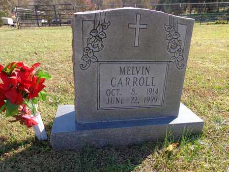 CARROLL, MELVIN - Lewis County, Tennessee | MELVIN CARROLL - Tennessee Gravestone Photos