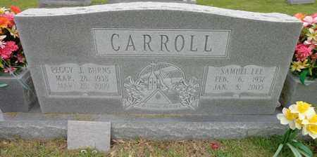 CARROLL, PEGGY J - Lewis County, Tennessee | PEGGY J CARROLL - Tennessee Gravestone Photos