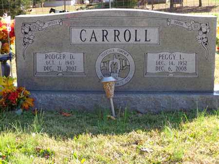 CARROLL, RODGER D - Lewis County, Tennessee | RODGER D CARROLL - Tennessee Gravestone Photos