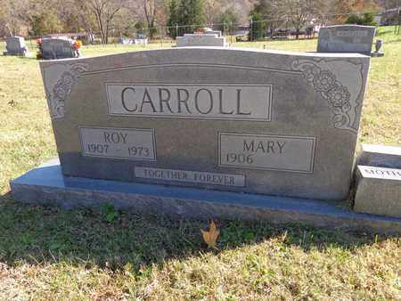 CARROLL, ROY - Lewis County, Tennessee | ROY CARROLL - Tennessee Gravestone Photos