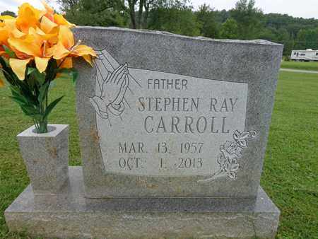 CARROLL, STEPHEN RAY - Lewis County, Tennessee | STEPHEN RAY CARROLL - Tennessee Gravestone Photos